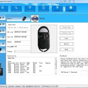KD900-key-Maker-software