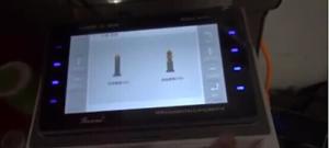 Xhorse Condor XC-MINI cut Nissan NSN14 key 5