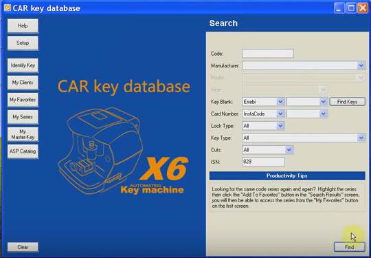 install-X6-key-machine-database (9)