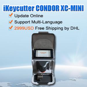 Xhorse iKeycutter Condor XC-MINI