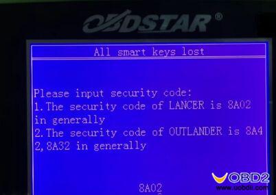 obdstar-x300-pro3-program-remote-for-mitsubishi-evo10-all-key-lost-7