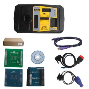 This blog is going to answer a question: Choose VVDI MB Tool or AVDI for Mercedes keys? So if you're also interested in this topic, check below it will help you make a best decision!