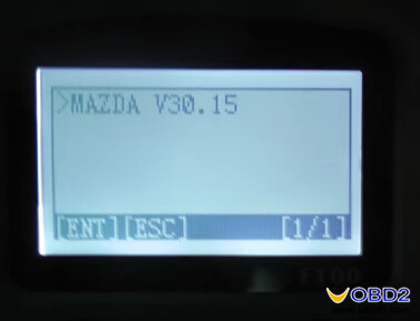 OBDSTAR-F100-make-Mazda-6-2016-remote-key-2