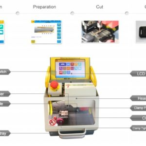 sec-e9-cnc-automated-key-cutting-machine-pic-1