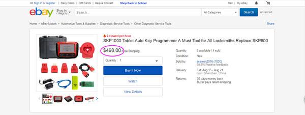 skp1000-key-programmer-ebay