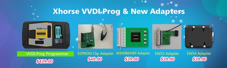 VVDI Prog Adapter