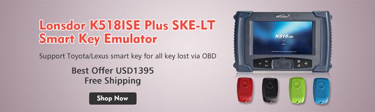 Lonsdor K518 Plus SKE-LT