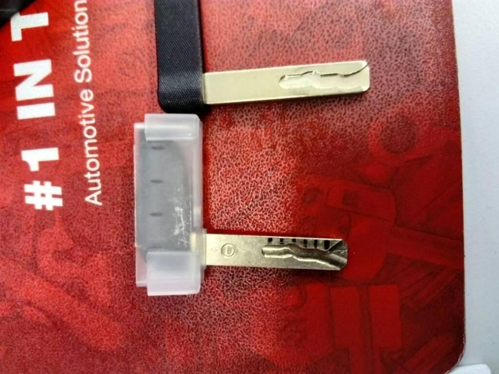 condor xc mini cut Megane blade