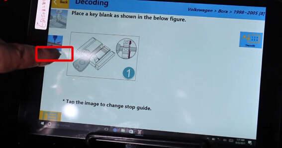 SEC-E9 Cut Volkswagen Bora Keys  (12)