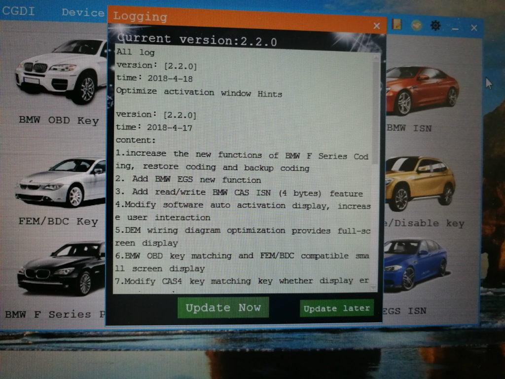 cgdi-bmw-update