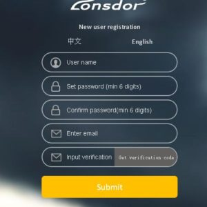 How to Register & Active Lonsdor JLR IMMO Programmer (2)