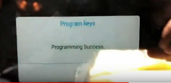 XTOOL X100 PAD2 Program ProximityFobik for Dodge Dart 2013 (8)