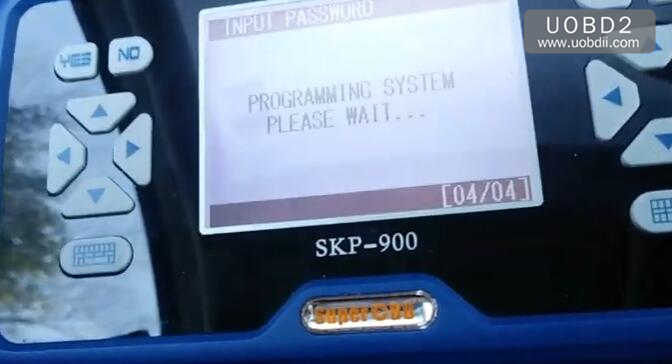 How to Use SKP900 Program Keys for VW (16)