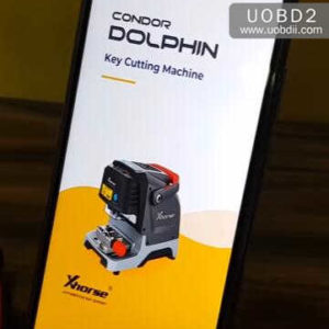 Xhorse Dolphin Key Cutting Machine Calibration Guide (4)
