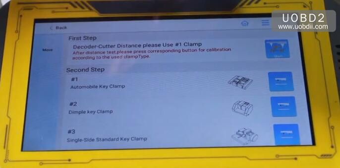 How to Calibrate SEC-E9 Dimple Key Clamp (20)