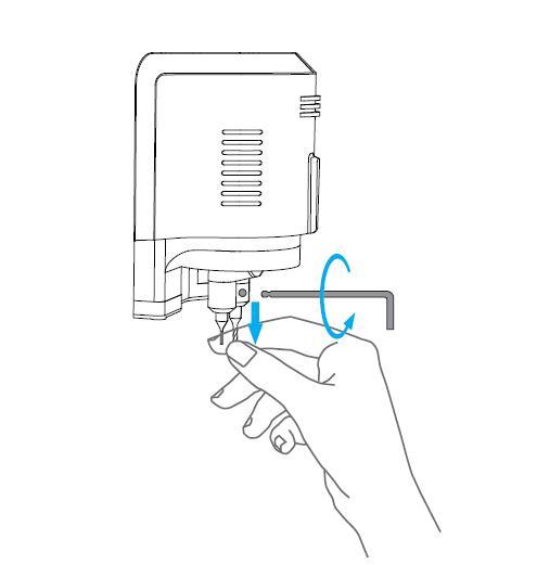 How to Use Condor XC-Mini Plus Key Cutting Machine-2