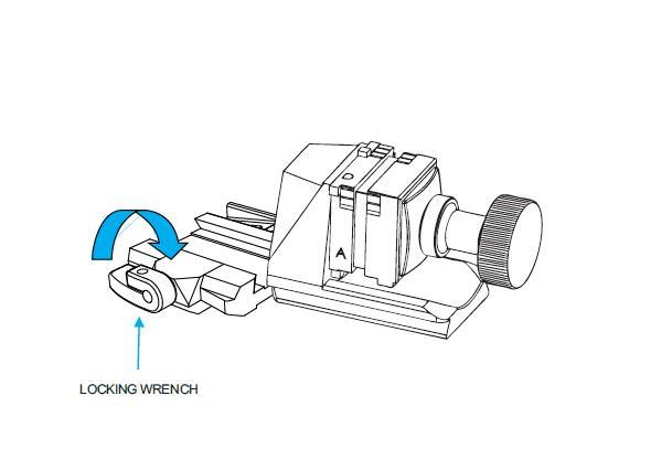 How to Use Condor XC-Mini Plus Key Cutting Machine-3