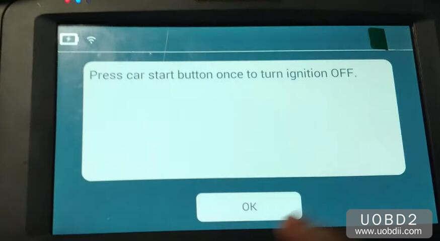 Lonsdor K518 All Key Lost Programming for Nissan X-trail 2017 (15)