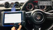 Autel IM508 Add New Smart Remote for Suzuki Swift 2018 (1)