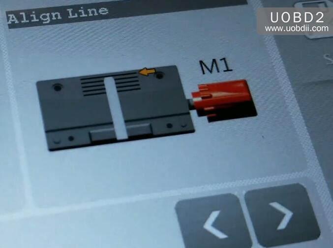 How to Use Xhorse XC-Mini Cut Key for GMC B102 Key (4)