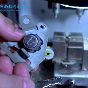 Honda-Accord-Key-Cutting-by-Alpha-Key-Cutting-Machine-14