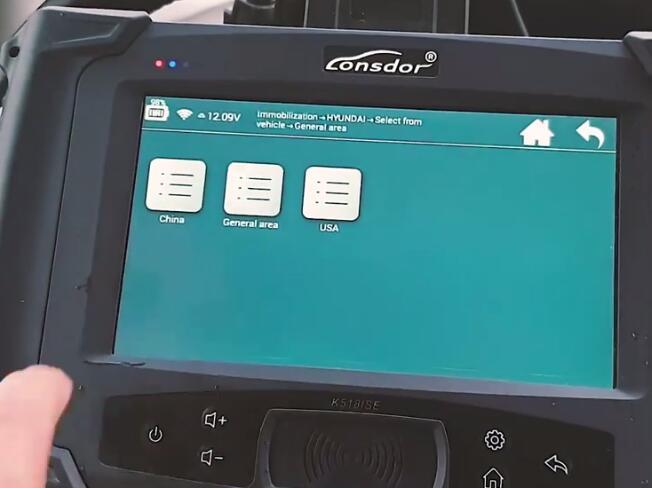 Hyundai-IX35-Smart-Key-Programming-by-VVDI-Key-Tool-Max-K518-6